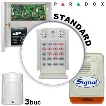Sistem de alarma pentru apartamente - PARADOX STANDARD