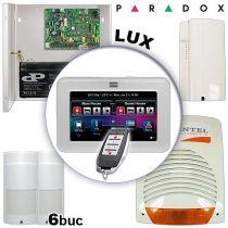 Sistem alarma radio pentru case PARADOX LUX