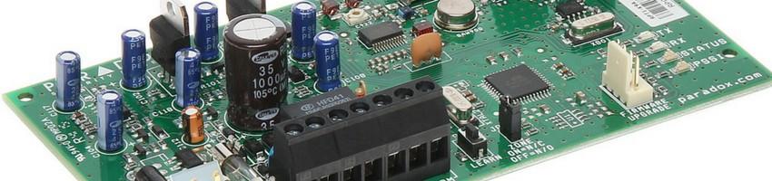 Module radio pentru sisteme alarma Paradox