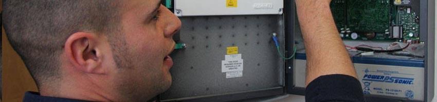 Acumulatori pentru sisteme securitate
