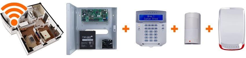 Sisteme alarma pentru apartamente: Paradox radio